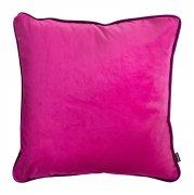 DUO różowa poduszka dekoracyjna 40x40