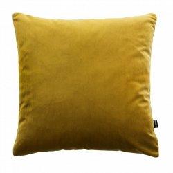 Velvet złota poduszka dekoracyjna 45x45