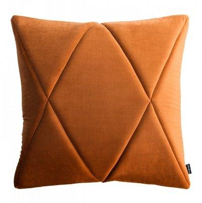 Touch poduszka dekoracyjna ruda 45x45 MOODI