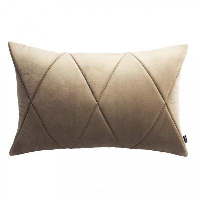 Touch poduszka dekoracyjna beżowa 60x40 MOODI