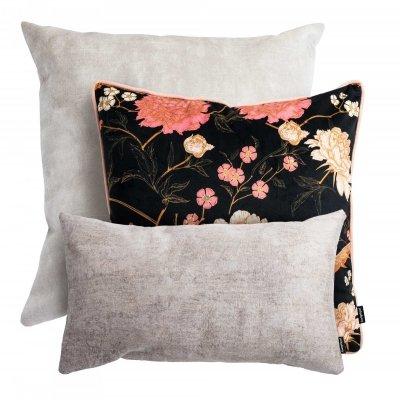 Kremowy zestaw poduszek dekoracyjnych Bażanty