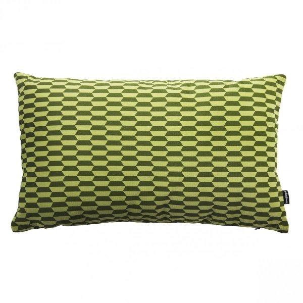 Break zielona poduszka dekoracyjna 50x30
