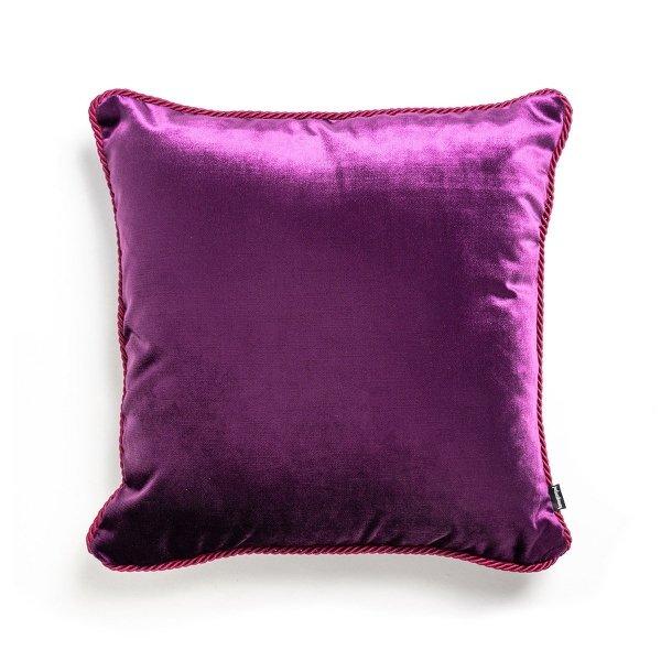 Fioletowa poduszka dekoracyjna Glamour