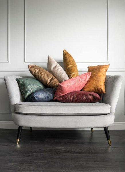 Stone kremowa poduszka dekoracyjna 50x30