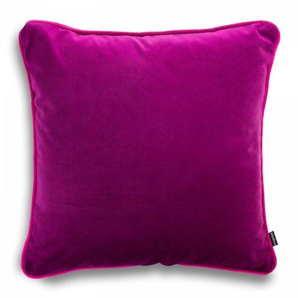 DUO fioletowa poduszka dekoracyjna 40x40