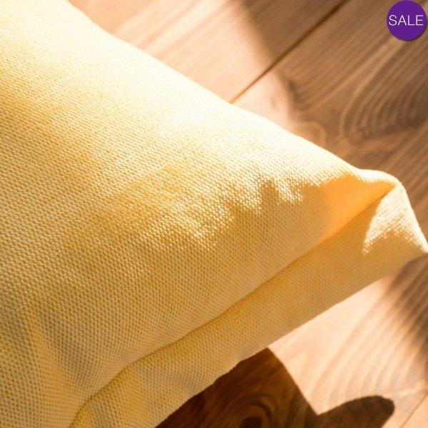 Pepper jasno żółta poduszka dekoracyjna 50x40