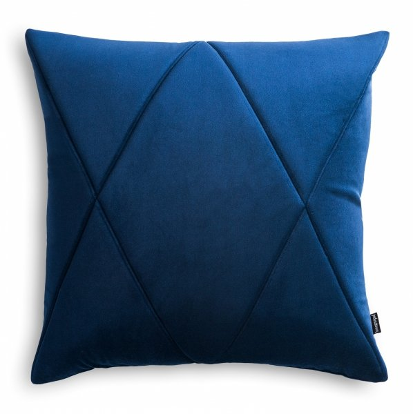 Touch poduszka dekoracyjna granatowa 45x45 MOODI
