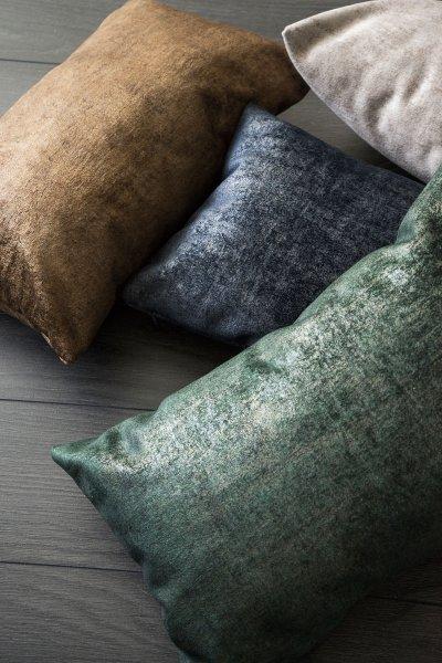 Stone brązowa poduszka dekoracyjna 50x30
