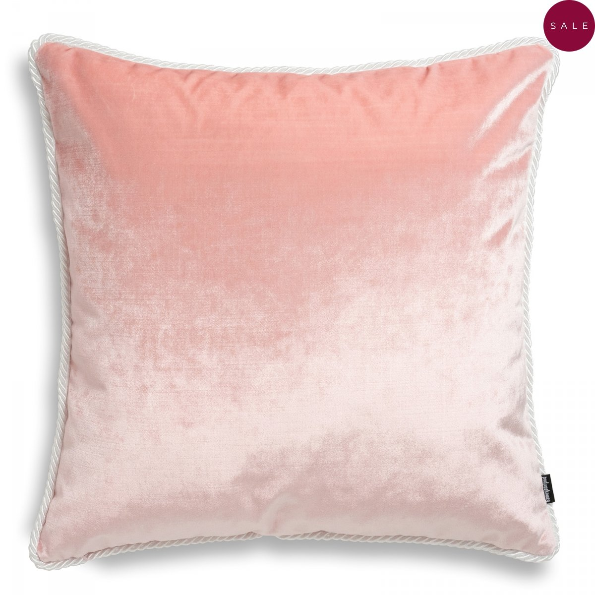 Różowa poduszka dekoracyjna Glamour