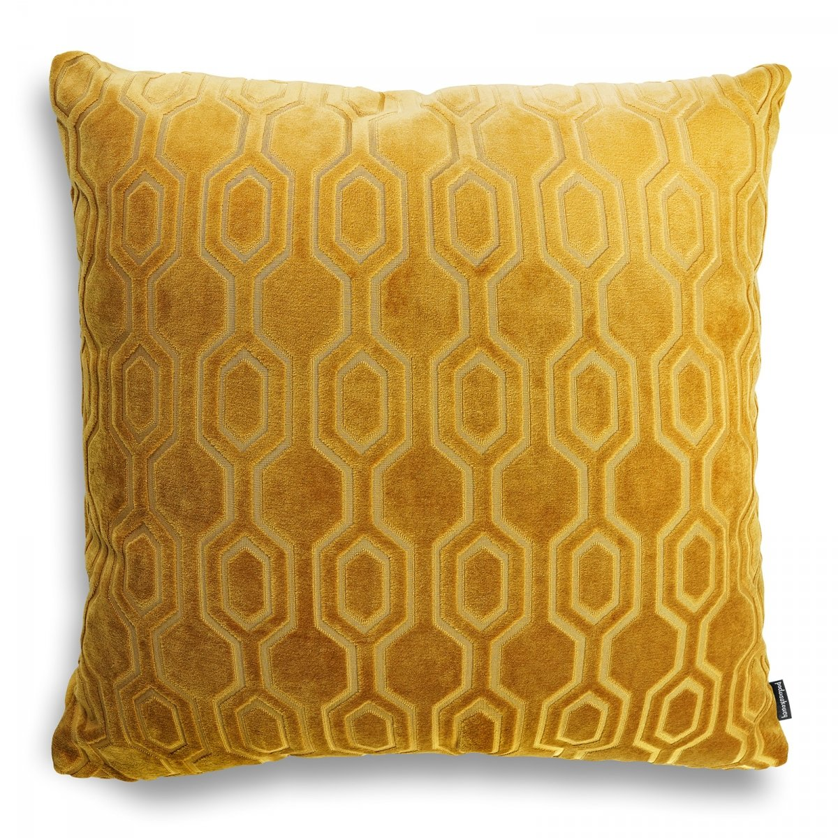 Honey XS miodowa poduszka dekoracyjna 40x40