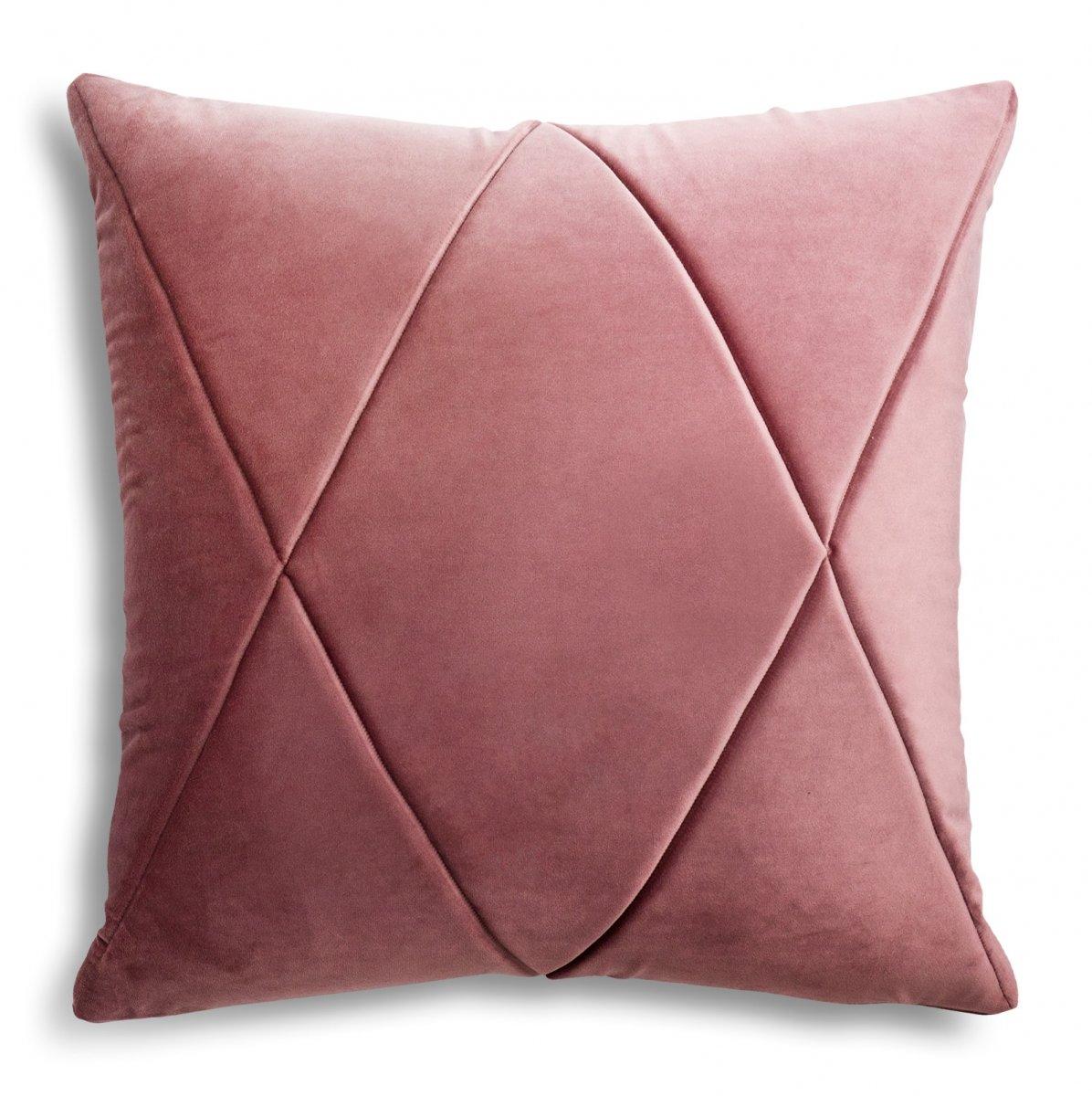 Touch poduszka dekoracyjna różowa 45x45 MOODI