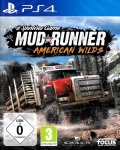SPINTIRES MUD RUNNER AMERICAN WILDS PS4 PL