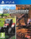 THE PROFESSIONALS FARMING AND FORESTRY PS4 PL