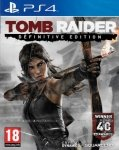 TOMB RAIDER DEFINITIVE EDITION DUBBING PL PS4
