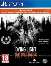 DYING LIGHT THE FOLLOWING PS4 PL