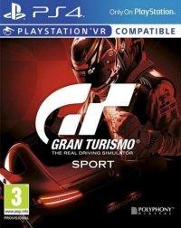 GRAN TURISMO SPORT PS4 PL