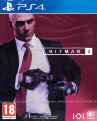 HITMAN 2 PS4 PL