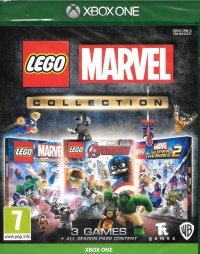 LEGO MARVEL COLLECTION 3 GRY XBOX ONE