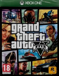 GTA V GRAND THEFT AUTO V 5 XBOX ONE PL