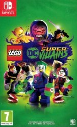 LEGO DC SUPER - VILLAINS LEGO ZŁOCZYŃCY NINTENDO SWITCH  PL