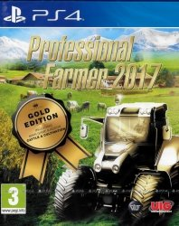 PROFESSIONAL FARMER 2017 PS4 GOLD EDITION PL