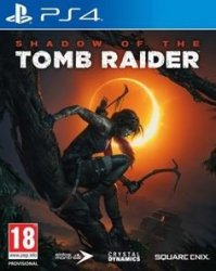 SHADOW OF THE TOMB RAIDER PS4 PL DUBBING