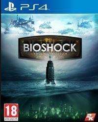 BIOSHOCK THE COLLECTION PS4 PRZEDSPRZEDAŻ