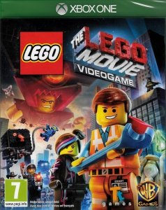 THE LEGO MOVIE THE VIDEOGAME LEGO PRZYGODA PL XBOX ONE