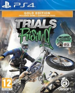 TRIALS RISING GOLD EDITION PS4
