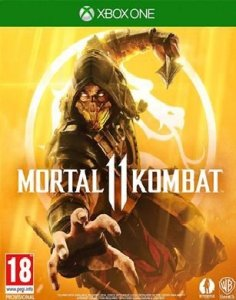 MORTAL KOMBAT 11 XBOX ONE PL