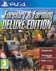 FORESTRY AND FARMING DELUXE EDITION PS4 PL