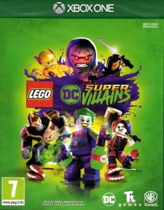 LEGO DC SUPER - VILLAINS LEGO ZŁOCZYŃCY XBOX ONE PL