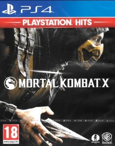 MORTAL KOMBAT X PS4 PL HITS