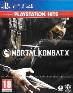 MORTAL KOMBAT X PS4 PL HITS