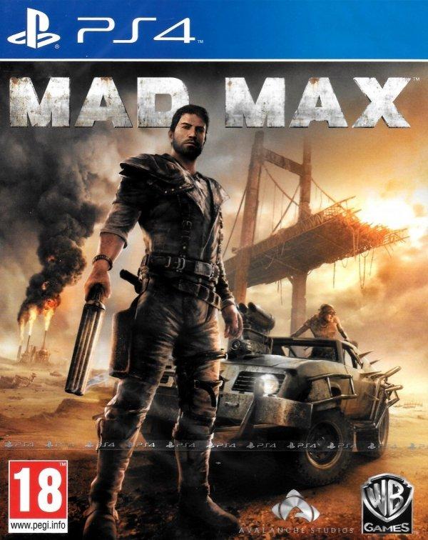 MAD MAX  PS4 PL