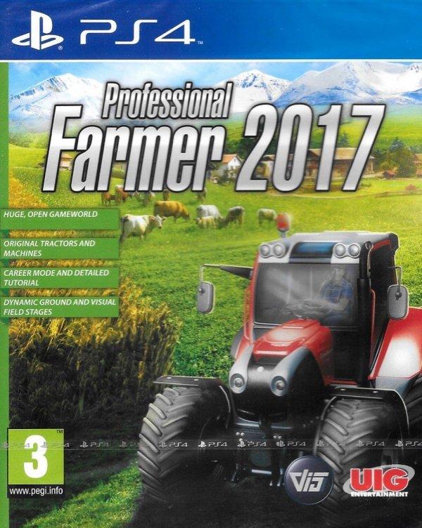 PROFESSIONAL FARMER 2017 PS4 PL