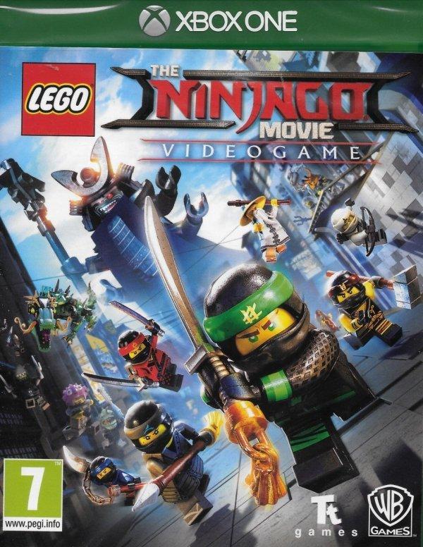 LEGO NINJAGO MOVIE VIDEOGAME XBOX ONE PL DUBBING