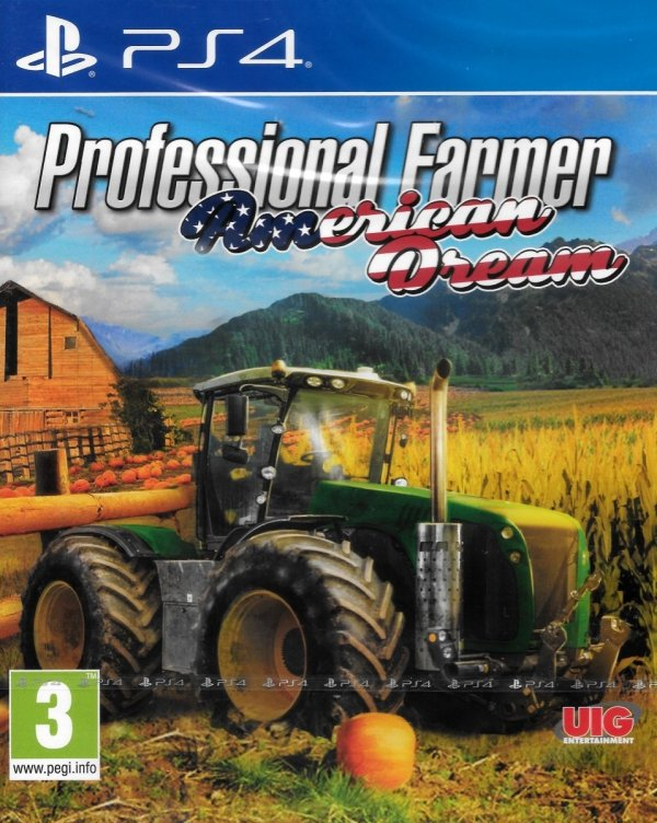 PROFESSIONAL FARMER AMERICAN DREAM PS4 PL
