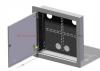 LogiWire Szafka multimedialna podtynkowa 370x370x110
