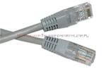 UTP Patch cord 5,0 m. Kat.6 szary