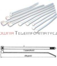 Opaska kablowa 3,6x200 (100szt)