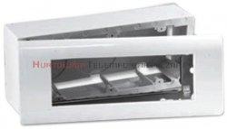 EMITER puszka natynkowa 6 modułowa + support metalowy + ramka plastikowa