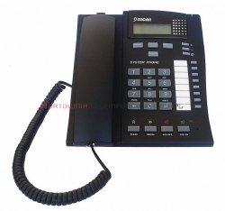 SLICAN Telefon systemowy CTS-102.CL czarny