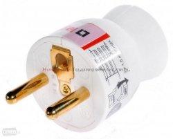 LEGRAND Wtyczka prosta 1x230V do zarobienia na przewód elektryczny
