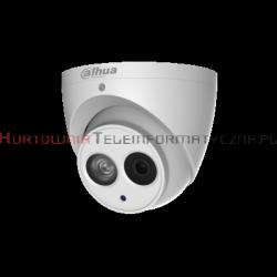 DAHUA kamera kopułka, IP, 4MP, FullHD, IR50m, 3,6mm, WDR120dB