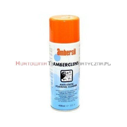 AMBERCLENS FOAM Pianka czyszcząca do plastiku (aerozol 400ml)