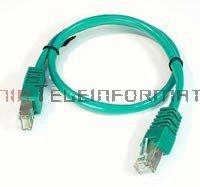 FTP Patch cord 3 m. Kat.5e