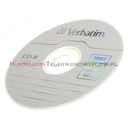 Verbatim płyta CD-R 700MB / 80min