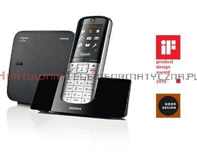 Telefon bezprzewodowy Siemens Gigaset SL400