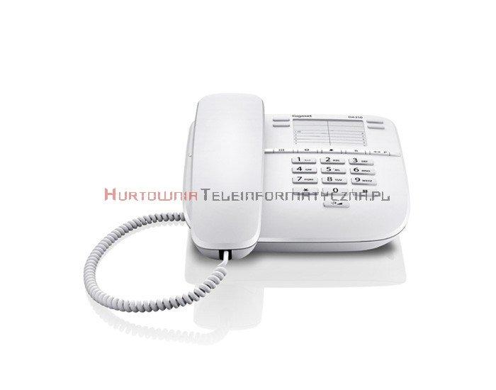 GIGASET DA310 Telefon analogowy biały